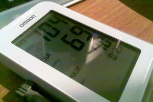 Automata Omron vérnyomásmérő