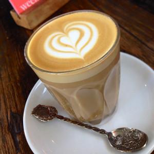 A Röstfein szemes kávé krémes