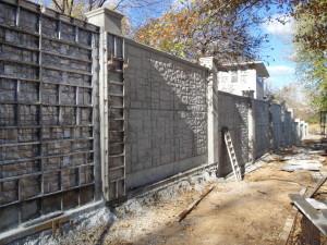 A betonkerítés egy jó befektetés lehet