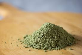 Spirulina alga por